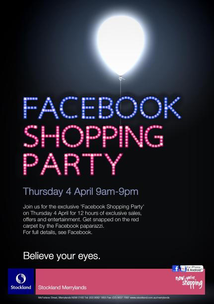 PRESS AD Facebook Shopping Party 300 DPI