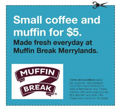 Food vouchers_MuffinBreak